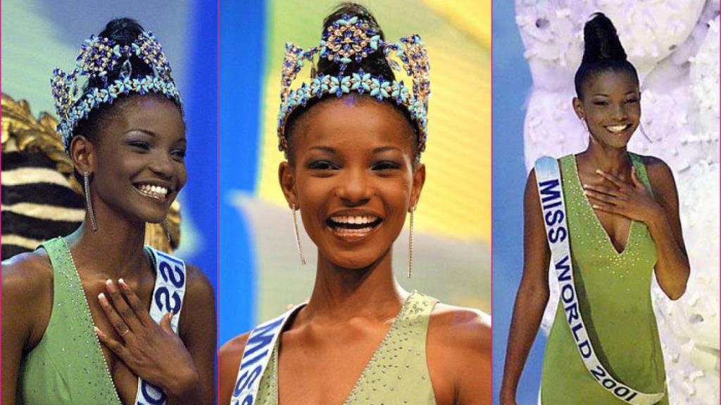 Agbani Darego ugliest miss world