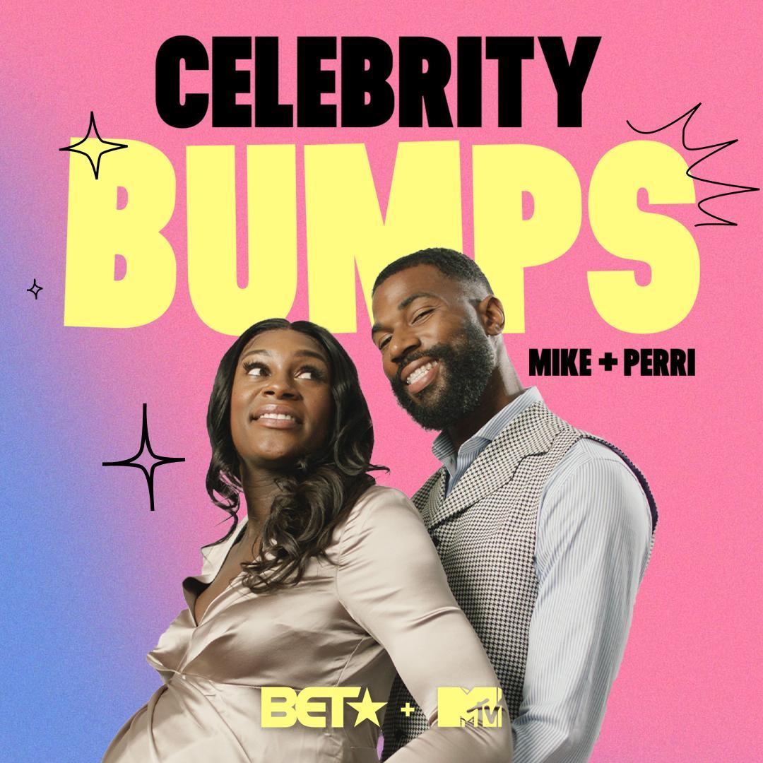 Celebrity-Bumps-Mike-Edwards-And-Perri-ShakesDrayton