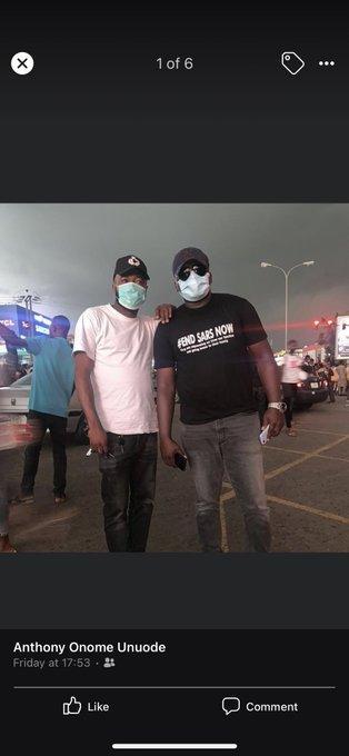 EndSARS protesters dead