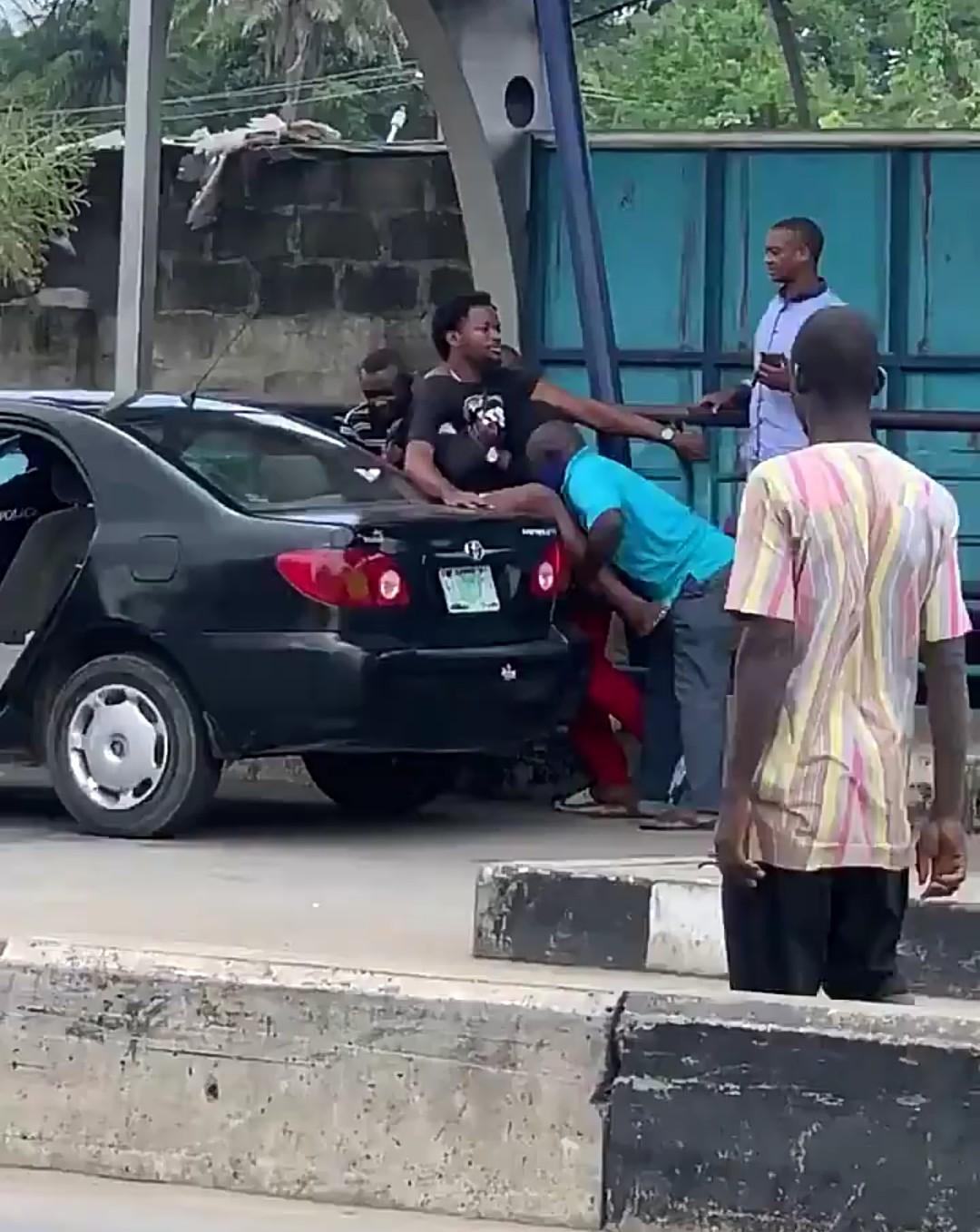 Man recount how SARS officers forced him into their bus and demand N1million