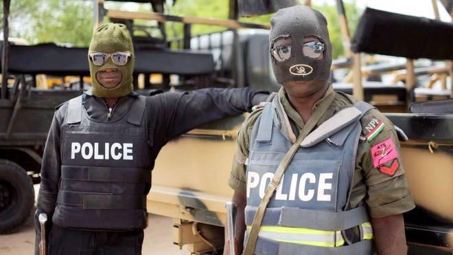 nigeria police, sars