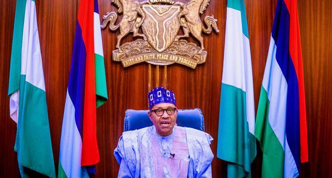 Buhari independence day speech