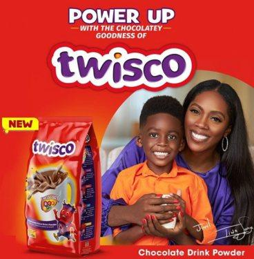 twisco, tiwa savage and son, jamil balogun