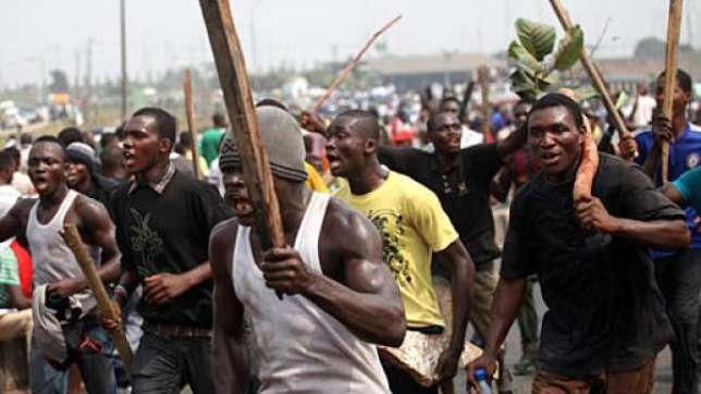 nigerian thugs
