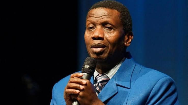 FSamklef tackles Pastor Adeboye