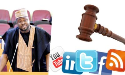 Social media bill: Nigerians blast Desmond Elliot for calling youths 'children'