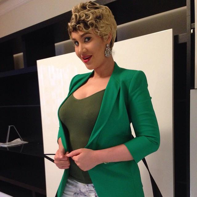 Caroline Danjuma Encourages Protesters