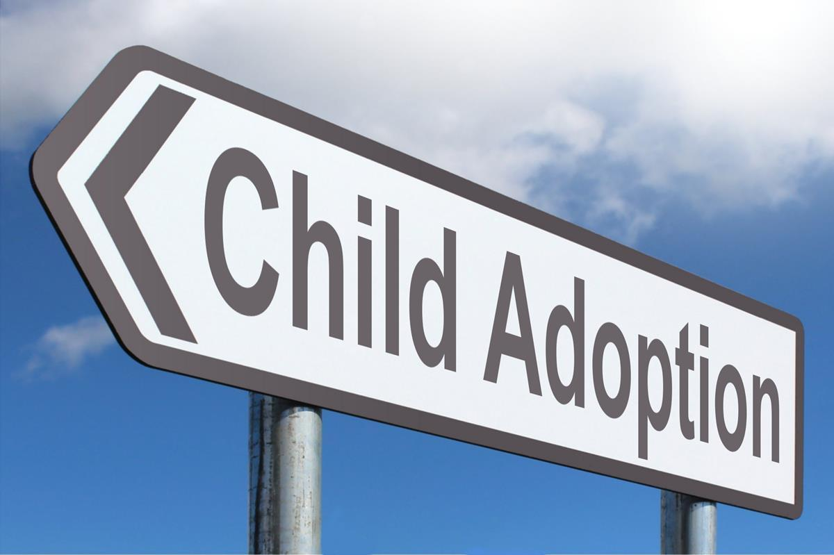 child adoption, child adopted