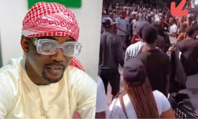 """To Those Saying I Was Chased From #EndSars Protest, FEM!"" - Pasuma Debunks Rumour"
