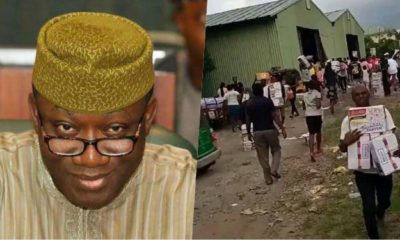 Looted COVID-19 Palliatives in Ekiti Are Poisonous - Govt Warns