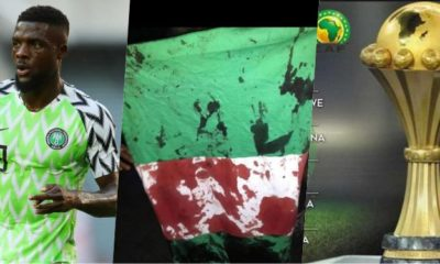 #LekkiMassacre: Footballer John Ogu apologizes over decision to boycott AFCON qualifiers