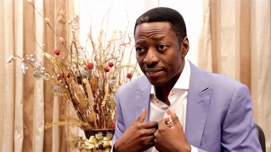 Pastor Adeyemi condemns firing of teargas