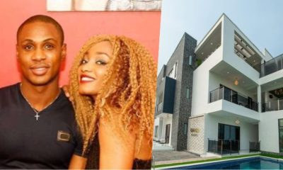 Stop Spreading Fake News, Our House Was Not Attacked - Odion Ighalo's Wife Laments