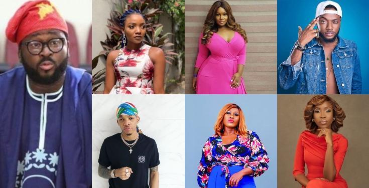Nigerian celebrities slam Desmond Elliot