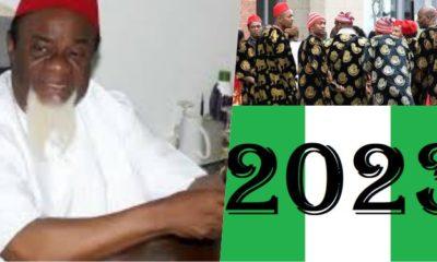Igbo presidency 2023, Dr. Chukwuemeka Ezeife