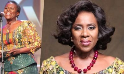 Joke Silva Reveals How She Found Out She Was An Adopted Child