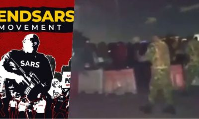 #EndSARS: Nigeria Army Denies Shooting Protesters In Lekki