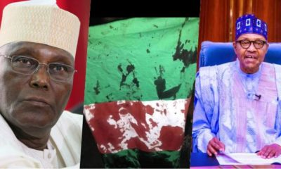"LekkiMassacre: ""Address the nation"" - Atiku pleads to President Buhari (video)"