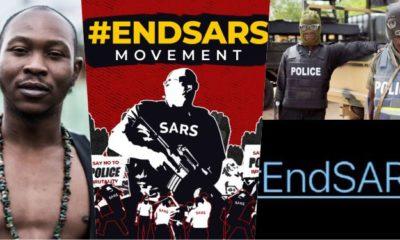 "#EndSARs: ""Increasing salary will not stop police corruption"" – Seun Kuti"