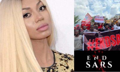dencia, #endsars protest