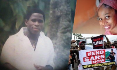 Lady Recounts How Her Brother Was Jailed By SARs Since 2007