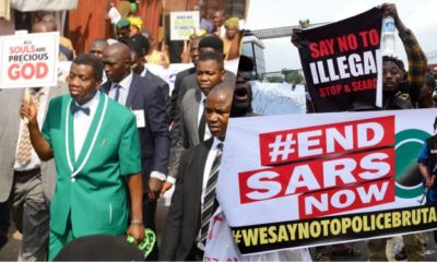 pastor adeboye #endsars endsars protest