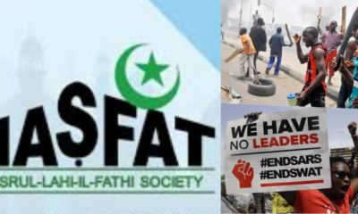 #EndSARS: NASFAT sets up N10 million relief fund to victims of property loss