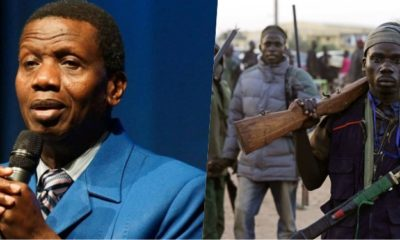 pastor adeboye, terrorists nigeria