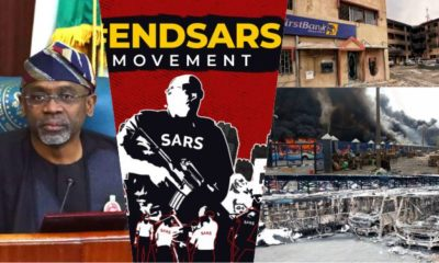 "#EndSARS Hijack: ""It will take N1 trillion to fix damages in Lagos"" — Femi Gbajabiamila"