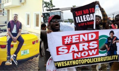 #EndSARs: I Challenge Youths In The North To Come Out - Singer, Chike Agada