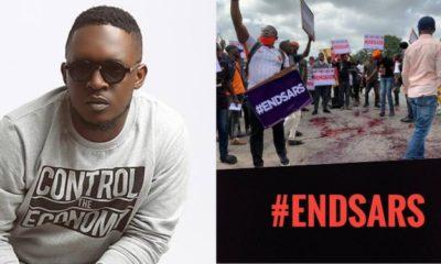 M.I Abaga, #Endsars protest