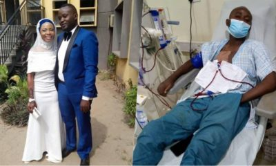 How Nigerian Twitter Users Helped Woman To Raise Over N2.5m Under 12-hours For Her Husband Kidney Transplant