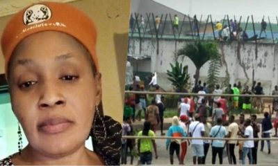 Edo Prison Break: Prisoners Were Set Free By Warders - Kemi Olunloyo