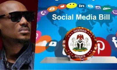 """Your irresponsibility led to regulation of social media"" - 2Face lambast Nigerian Govt"