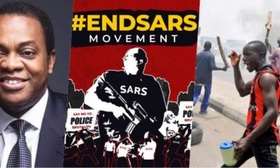 #EndSARS: 'We created the hoodlums' – Ex-Gov Donald Duke asks for forgiveness