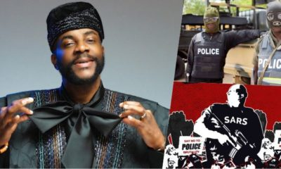 #EndSARs: Ebuka Obi-Uchendu Recounts Horrific Experience with Policemen