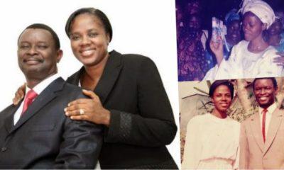 wedding anniversary Mike Bamiloye and his wife