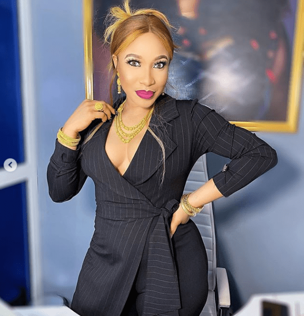 Tonto Dikeh divorce