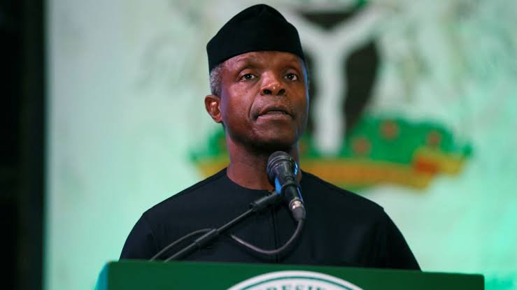 Osinbajo condemns SARS brutality