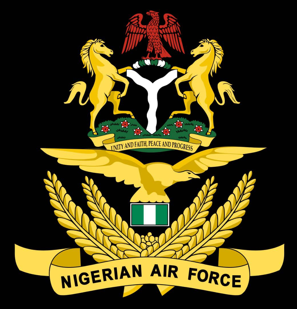 Air force officers arrested
