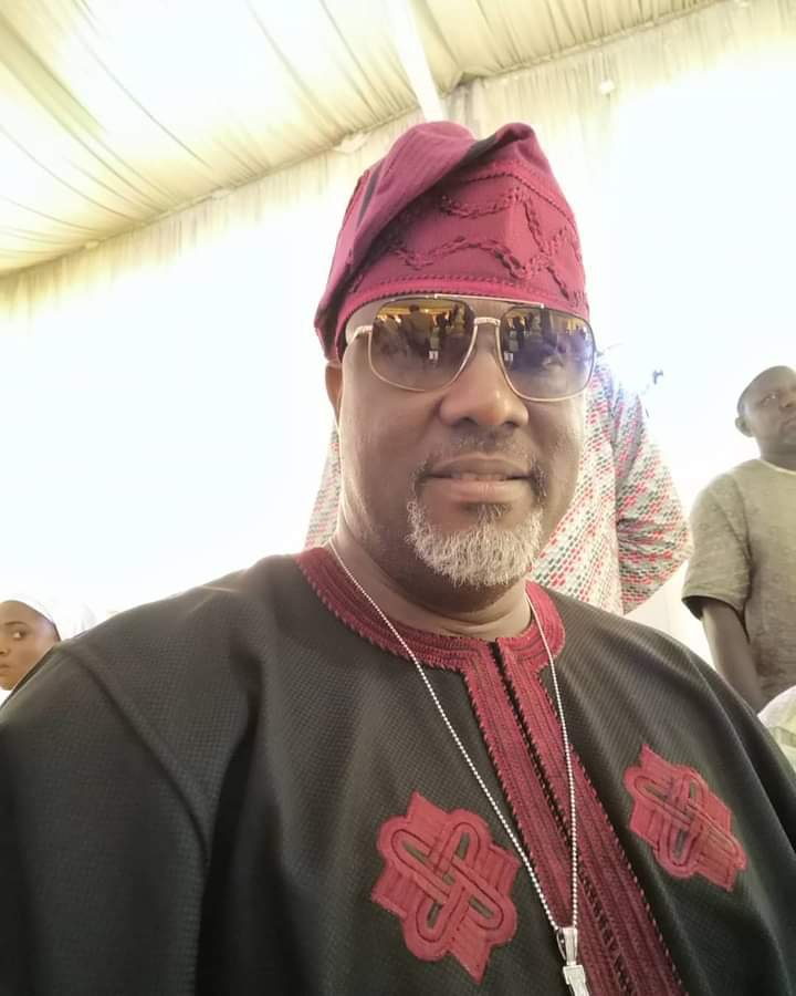 Prevented from burning Melaye's mansion