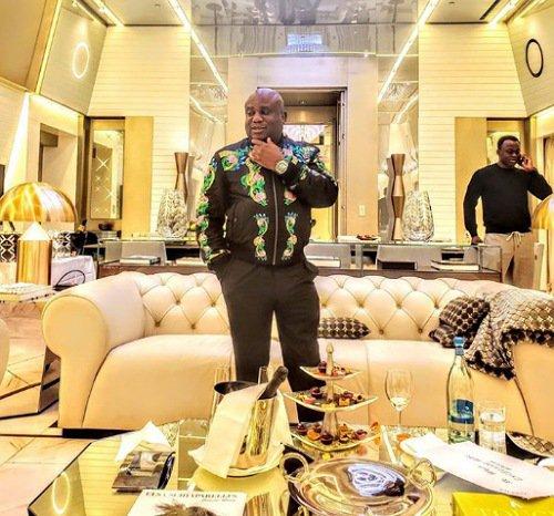 Terry Waya's Source Of Wealth