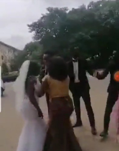 Lady flees on wedding day