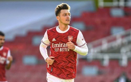 Ozil lends his voice to #EndSARS