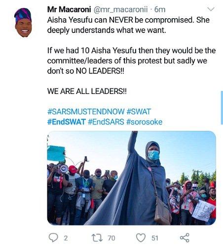 Nigerians kickoff #EndSWAT campaign
