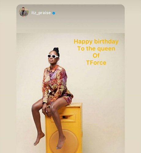 Tolanibaj Celebrates 28th Birthday