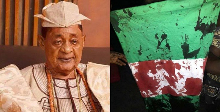 Alaafin of Oyo calls out FG