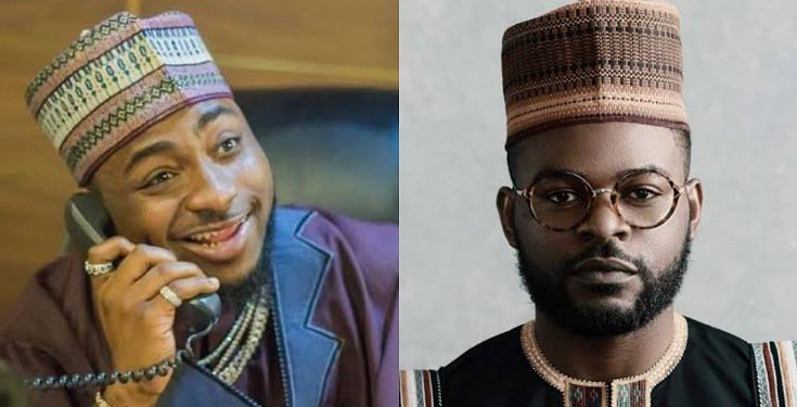 Falz as President and Davido as VP