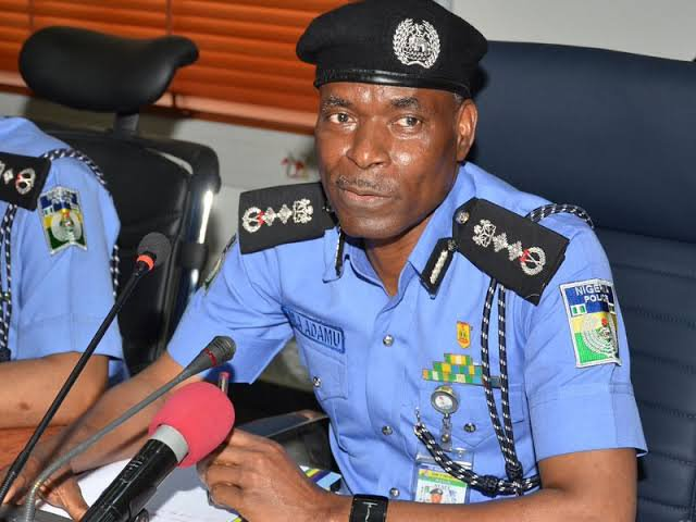 Protect yourselves if anyone touches you -  IGP tells police