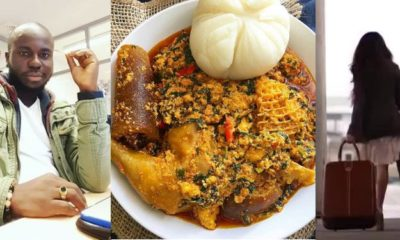Nigerian Poet Narrates How His Woman Left As A Result of His Better Cooking Skills